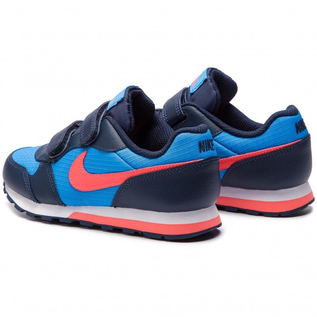 promo code 99cea 1e713 Skor NIKE - Md Runner 2 (PSV) 807317 412 Photo Blue Bright Crimson