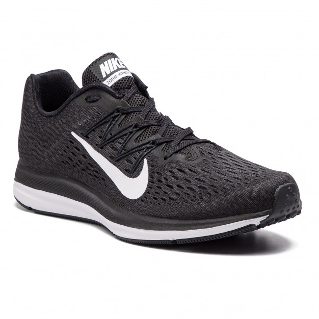 Buy Nike Women's Zoom Winflo 3 BlackWhite Running Shoes 5