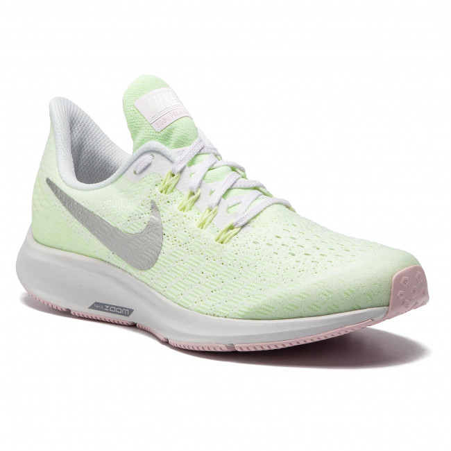 buy popular 1f09f 60e03 Skor NIKE - Air Zoom Pegasus 35 (GS) AH3481 100 White Metallic Silver
