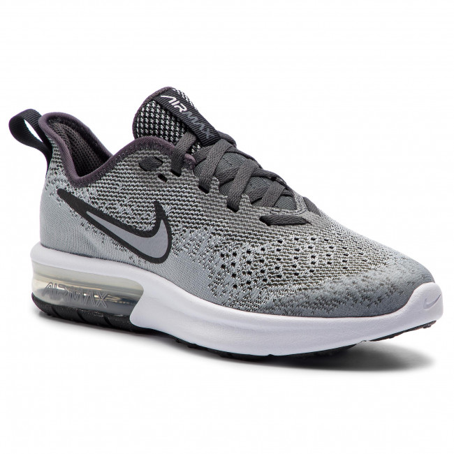 huge discount e6bd4 25e48 Skor NIKE - Air Max Sequent 4 (GS) AQ2244 003 Wolf Grey Wolf