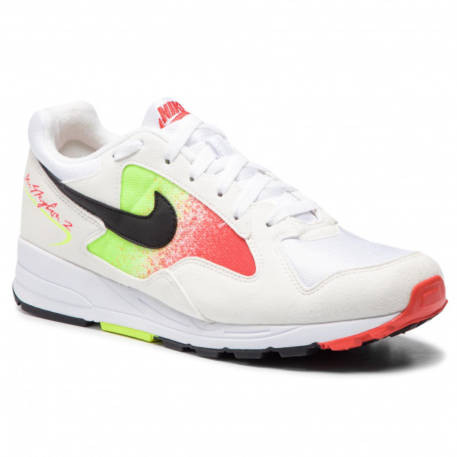 newest collection e1bb7 d45ce Skor NIKE - Air Skylon II AO1551 105 White Black Volt Habanero Red