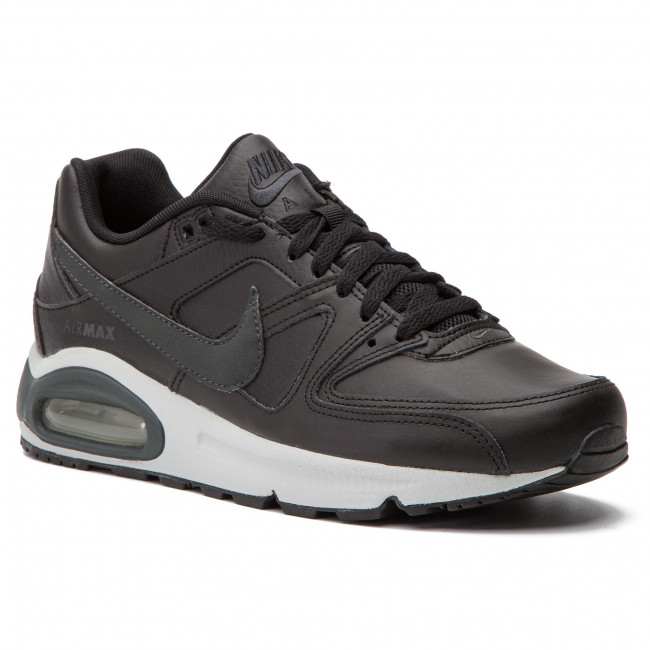 newest 13fe8 2a238 Skor NIKE - Air Max Command Leather 749760 001 Black Anthracite Neutral Grey