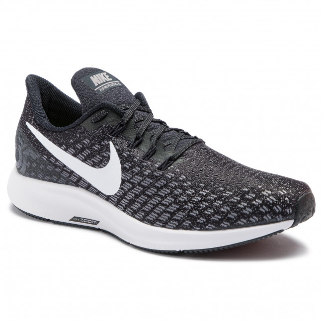 on sale f24cd dfa60 Skor NIKE - Air Zoom Pegasus 35 (N) 942852 001 Black White