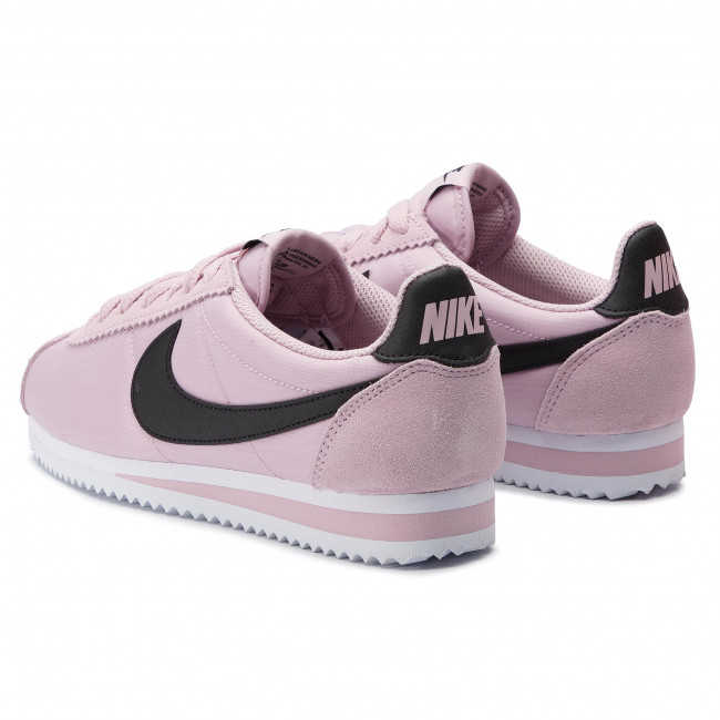super popular b67e3 964c2 Skor NIKE - Classic Cortez Nylon 749864 502 Plum Chalk Black White