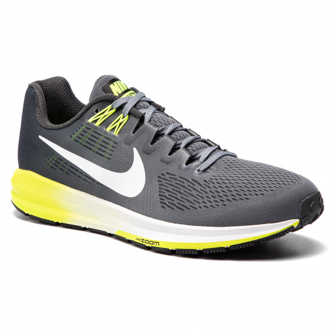 brand new 0a2e0 79f99 Skor NIKE - Air Zoom Structure 21 904695 007 Cool Grey  White Anthracite