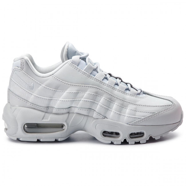 new products 88a45 ce1e3 Skor NIKE - Wmns Air Max 95 Lx AA1103 005 Pure Platinum Pure Platinum