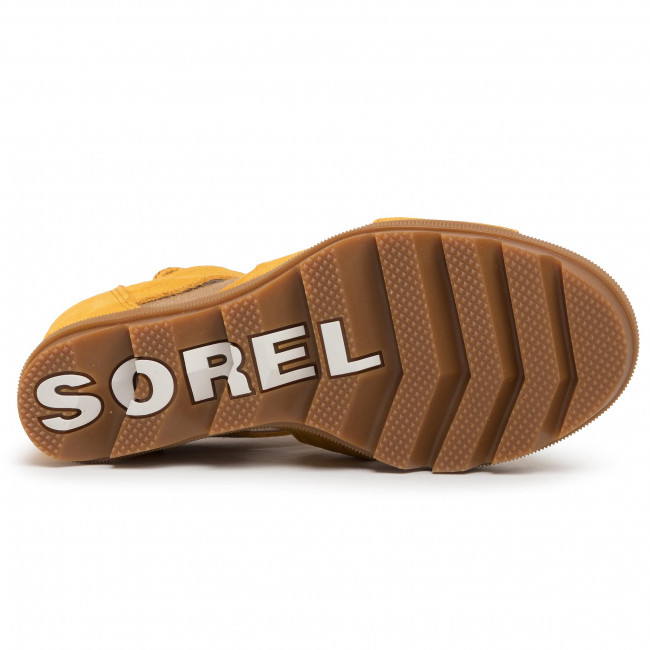 Sandaler SOREL Joanie II Lace NL3552 Golden Yellow 705