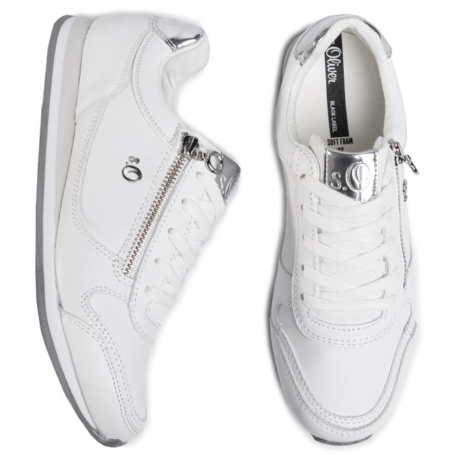 Sneakers S.OLIVER 5 23608 24 White 100