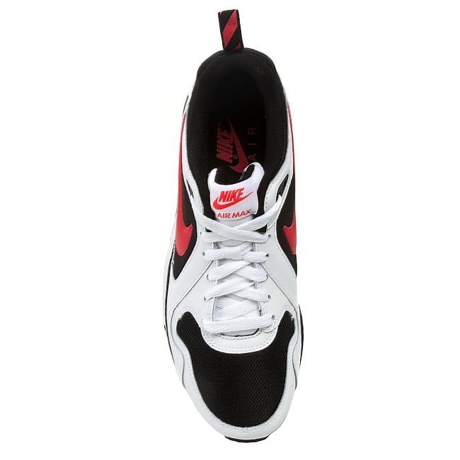 Skor NIKE Air Max Trax 620990 005 BlackLaser CrimsonSail White