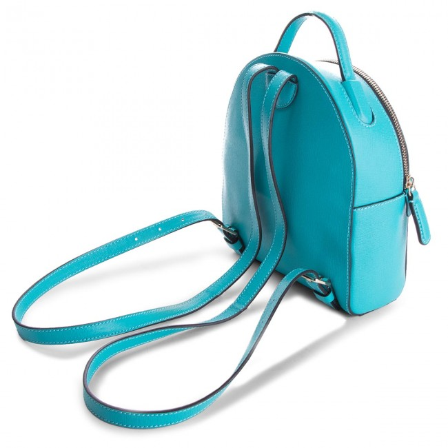 Ryggsäck COCCINELLE BF5 Clementine E1 BF5 54 01 02 Turquoise 028