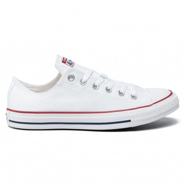 Sneakers CONVERSE All Star Ox M7652C Optical White