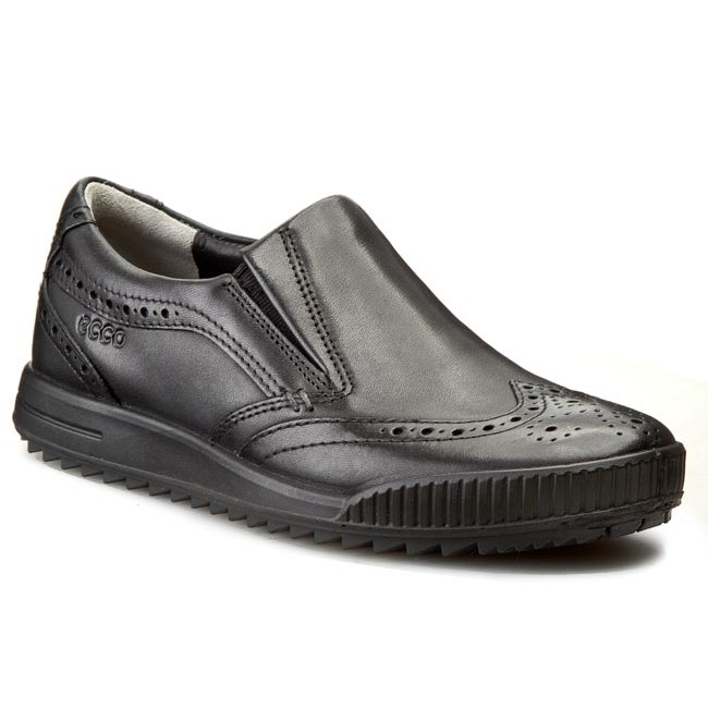 Lågskor ECCO - Junior Street 73385301001  Black