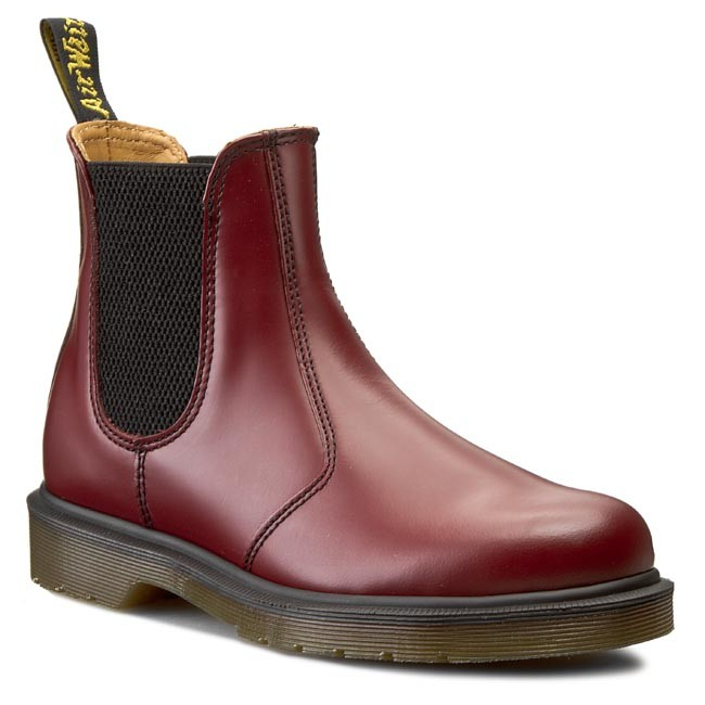 Boots DR. MARTENS 2976 11853600 Cherry Red