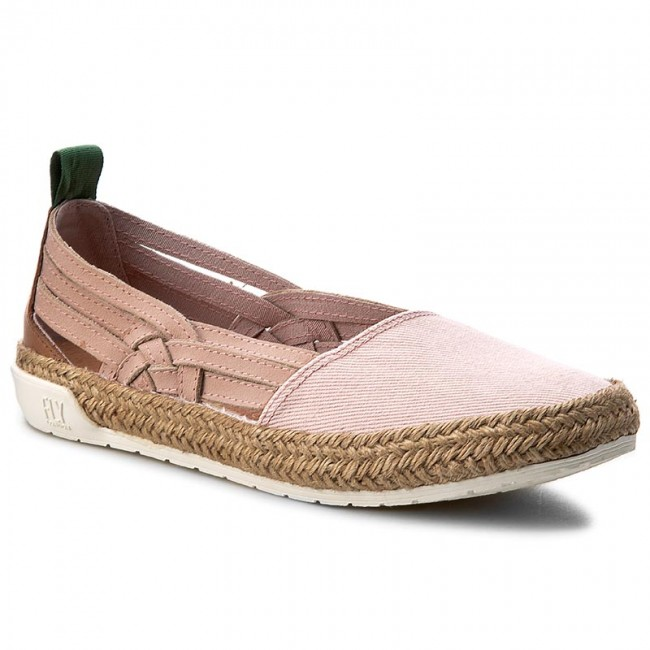 Espadrillos FLY LONDON Eekafly P143960002 RoseCord
