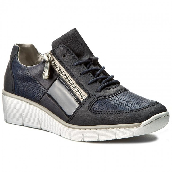 Sneakers RIEKER 53714 14 Blue