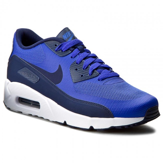 Skor NIKE Air Max 90 Ultra 2.0 Essential 875695 400 Paramount BlueBinary Blue