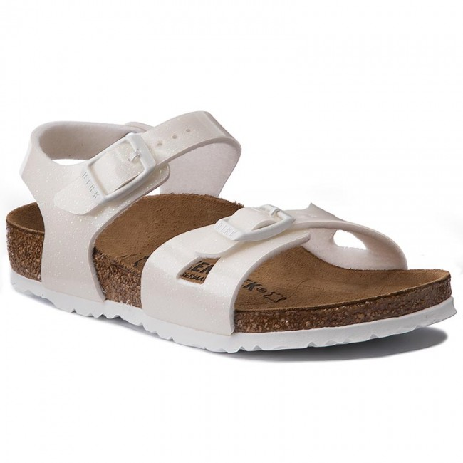 Sandaler BIRKENSTOCK - Rio Kids 0831693 Magic Galaxy White