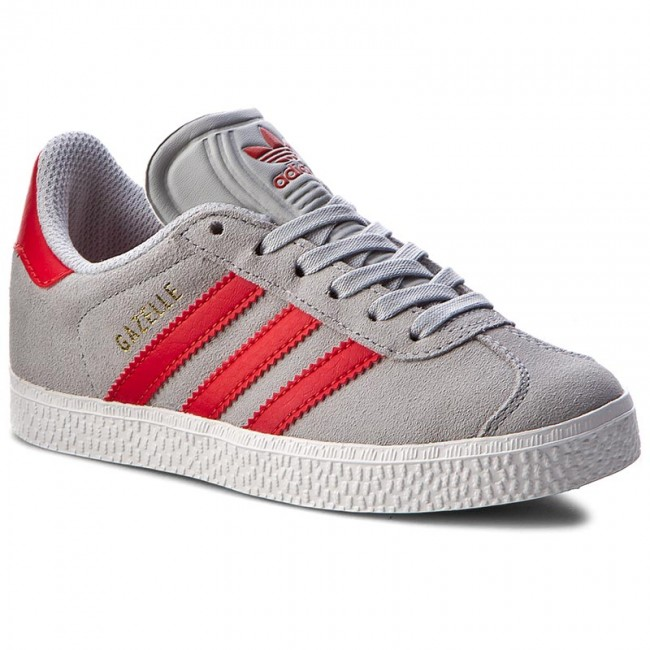 Skor adidas - Gazelle C BB2509 Clonix/Red/Goldmt