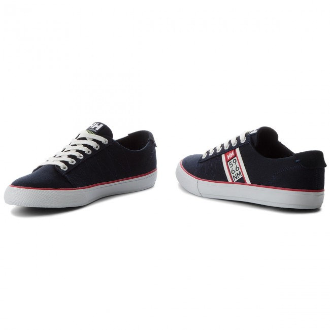 Sneakers HELLY HANSEN Salt Flag F 1 113 01.597 NavyOff WhiteFlag Red