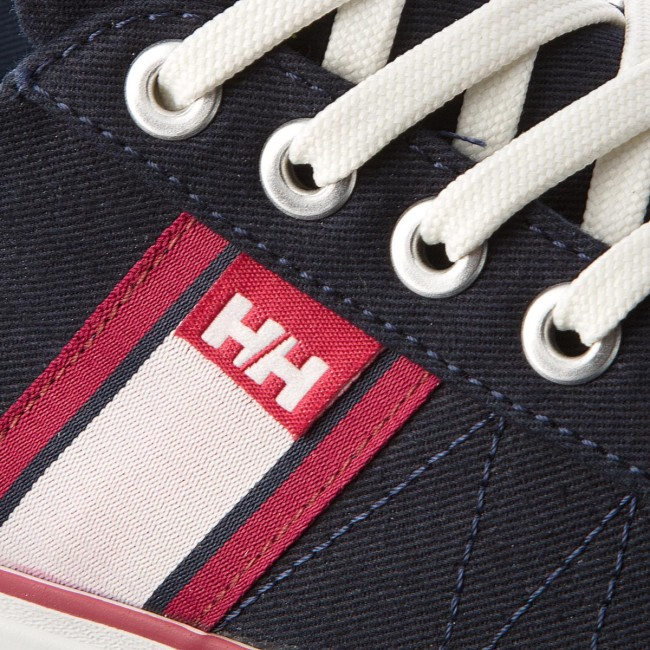 Sneakers HELLY HANSEN Salt Flag F 1 113 02.597 NavyOff WhiteVintage IndigoPersian Red