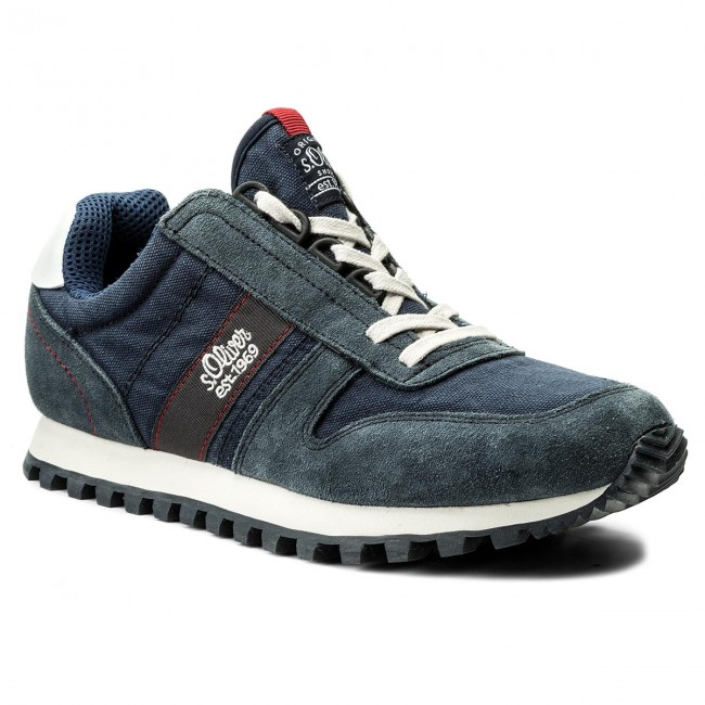 Sneakers S.OLIVER 5 13634 20 Navy 805