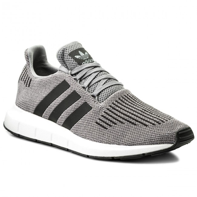 Skor adidas Swift Run CQ2115 GrethrCblackMgreyh