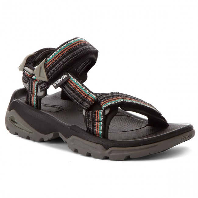Teva Terra Fi 4 Sandals Dam la manta black