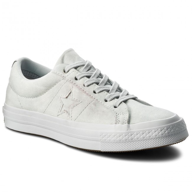 Sneakers CONVERSE - One Star Ox 159710C Pure Platinum/Pure Platinum