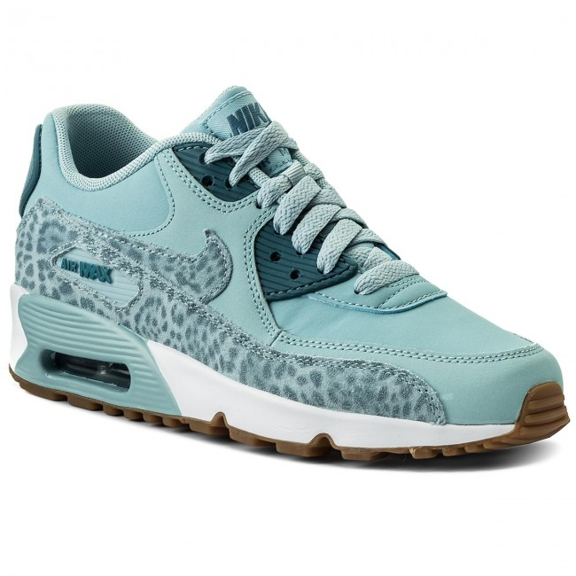 Nike Air Max 90 Leather SE GG Ocean Bliss Noise Aqua White | Footshop