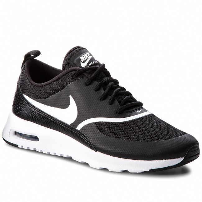 Skor NIKE Air Max Thea 599409 028 BlackWhite