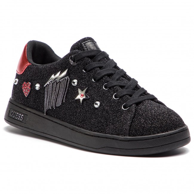 Sneakers GUESS FLCI24 FAM12 BLACK