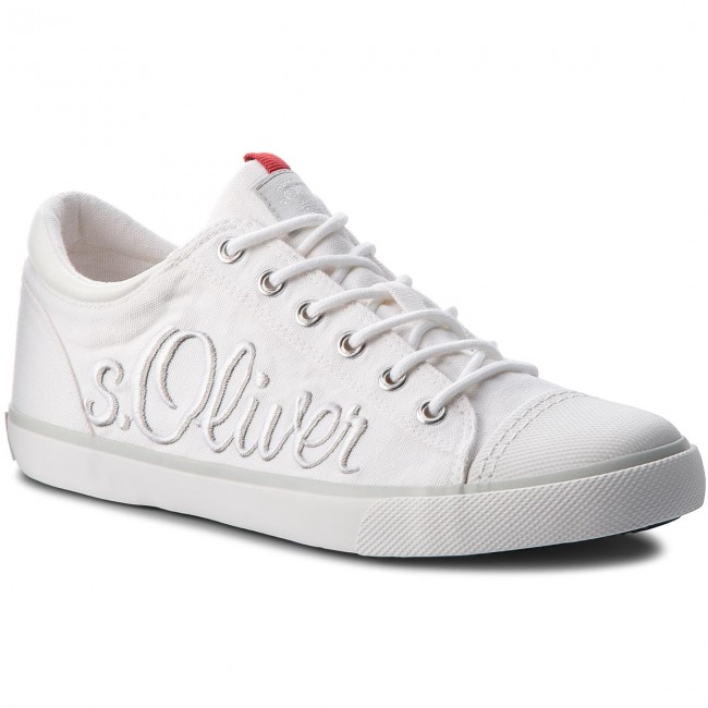 Sneakers S.OLIVER 5 13619 20 White 100