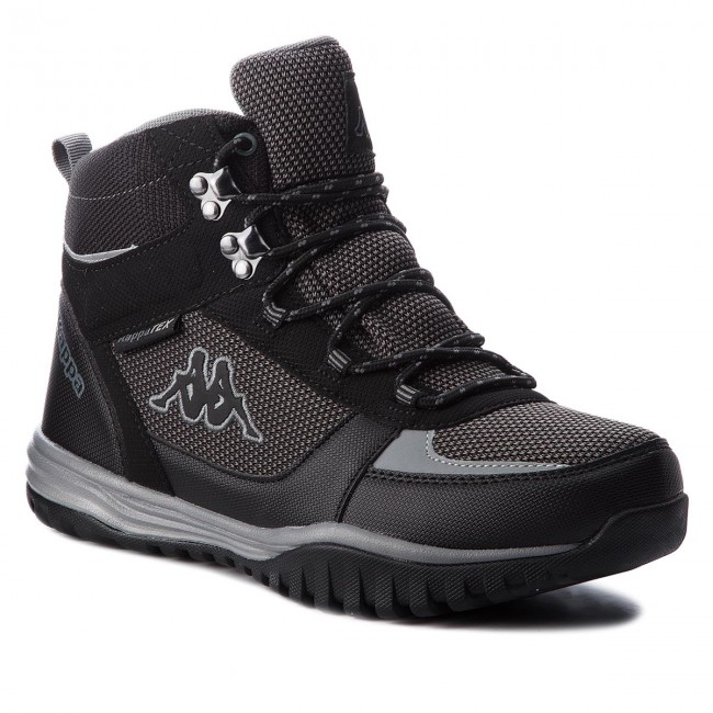 Trekking skor KAPPA Mountain Tex 242369 BlackGrey 1116