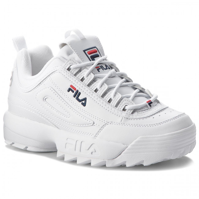 Sneakers FILA Disruptor Low 1010262.1FG White