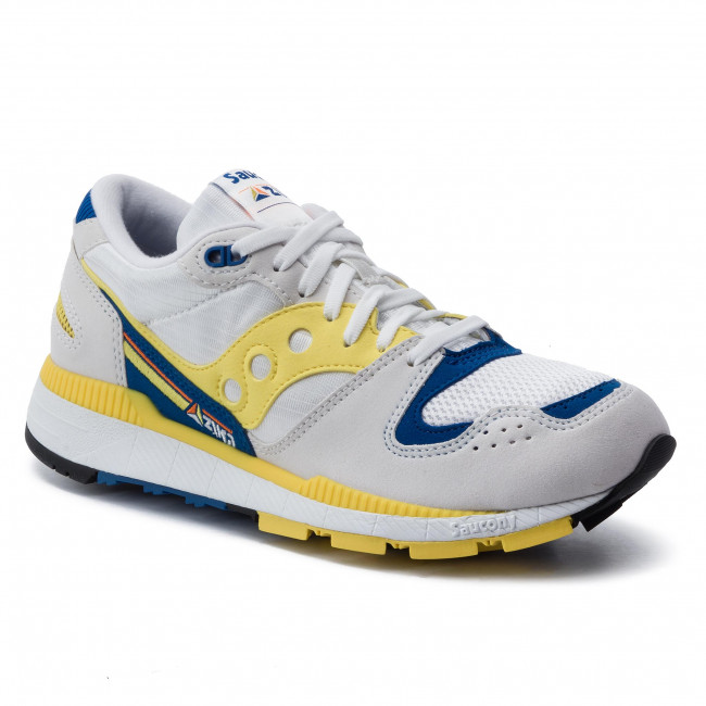 Sneakers SAUCONY Azura S70437 1 WhiteYellowBlue