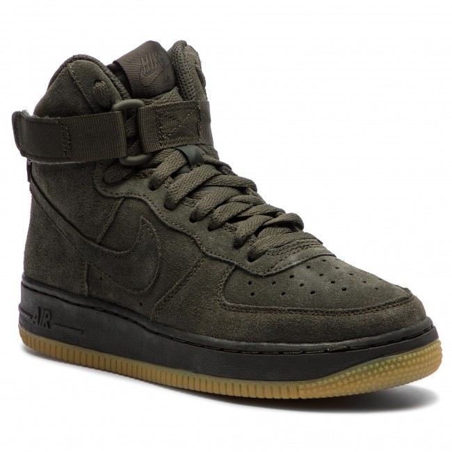 Skor NIKE Air Force 1 High Lv8 (GS) 807617 300 SequoiaSequoia
