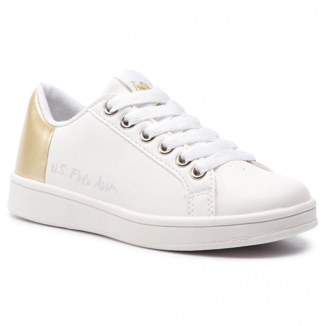 Sneakers U.S. POLO ASSN. Ginevra ECROK4114S9Y1 WhiGold
