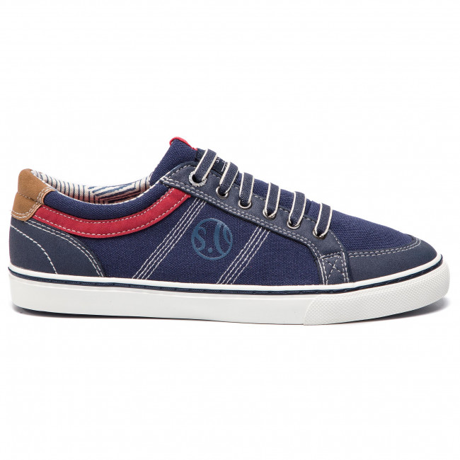 Sneakers S.OLIVER 5 13616 22 Navy 605