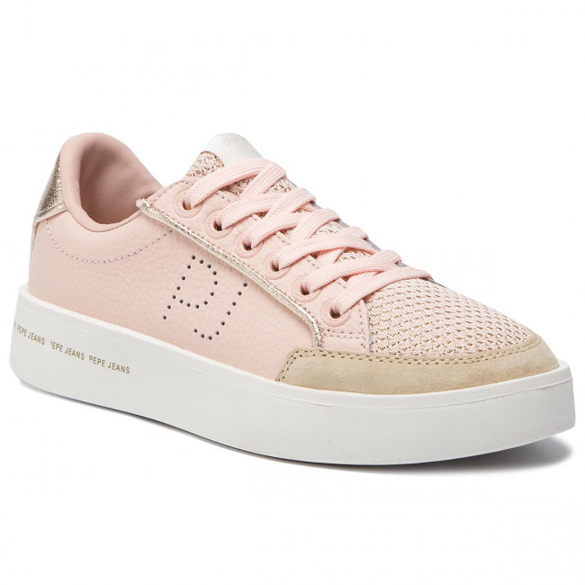Sneakers PEPE JEANS PLS30822 Mauve Pink 319