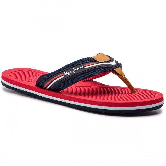 Sandaler PEPE JEANS Off Beach Basic PMS90064 Navy 595