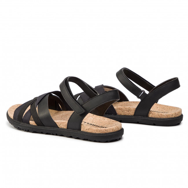 Sandaler MERRELL Around Town Arin Backstrap J97454 Black