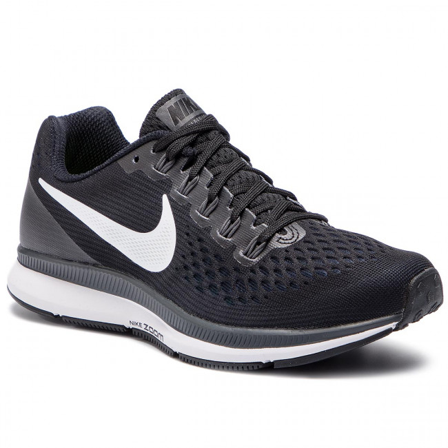 Skor NIKE Air Zoom Pegasus 34 880560 001 BlackWhiteDark Grey