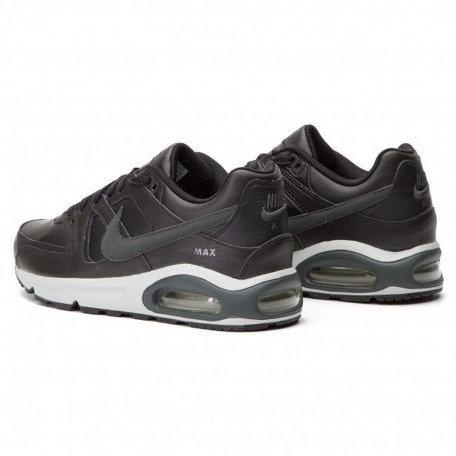 Skor NIKE Air Max Command Leather 749760 001 BlackAnthraciteNeutral Grey