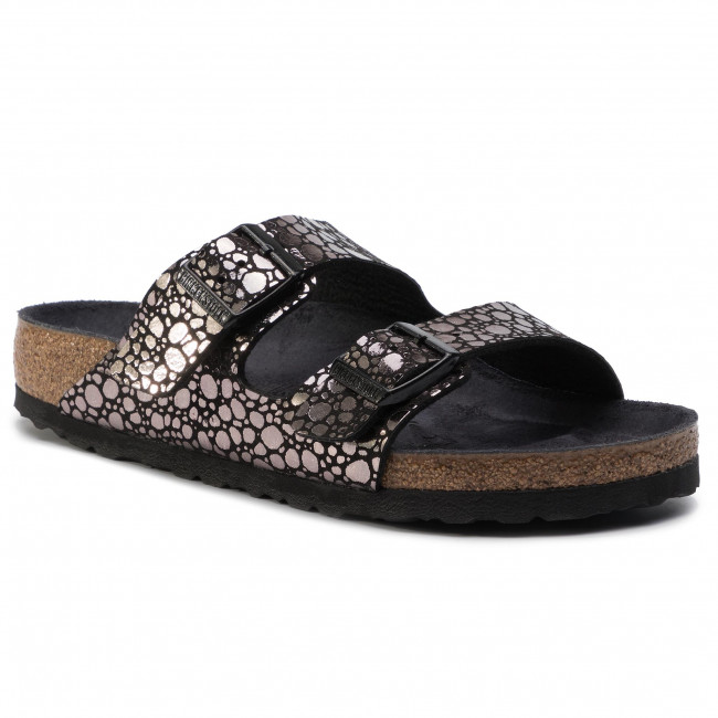 Sandaler BIRKENSTOCK Arizona Bs 1008871 Metallic Stones Black