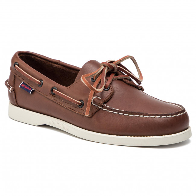 Mockasiner SEBAGO Docksides Portland 7000H00 Brown 900