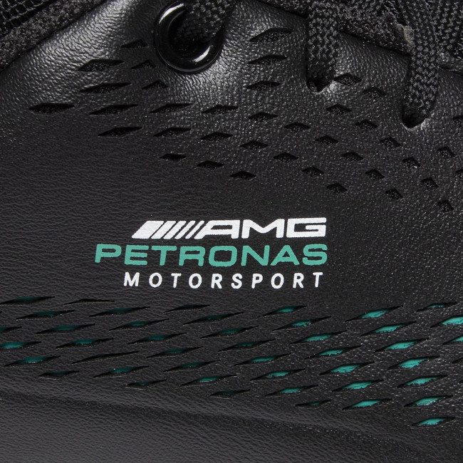 Sneakers PUMA - Mapm Drift Cat 5 Ultra II 306445 03 Puma Black/Spectra Green - Sneakers - Lågskor - Herrskor