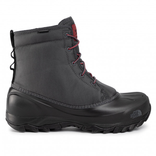 Vinterskor THE NORTH FACE - Tsumoru Boot T93MKSQH4 Zinc Grey/Tnf Black - Vinterskor - Stövlar m. fl. - Herrskor