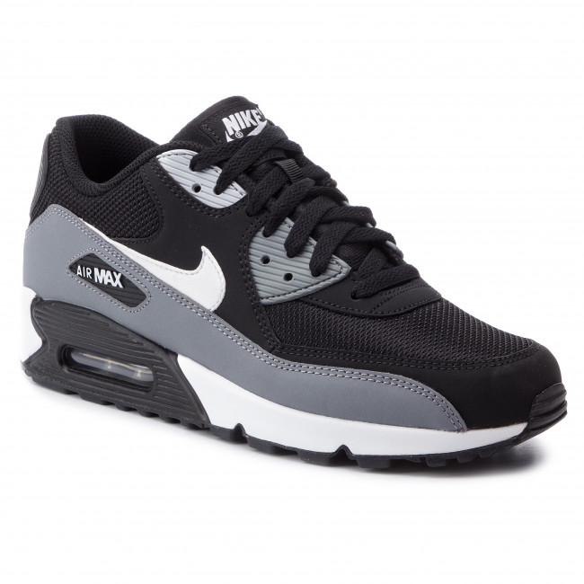 Skor NIKE Air Max 90 Essential AJ1285 018 BlackWhiteCool Grey