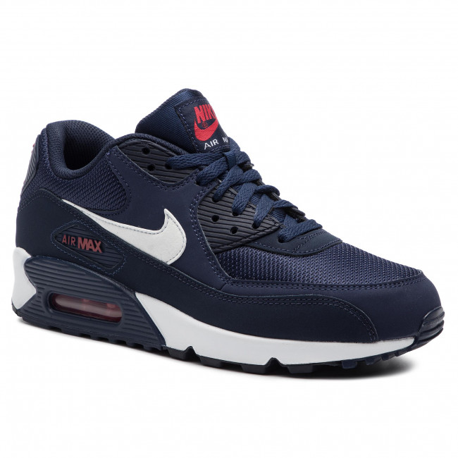 Skor NIKE Air Max 90 Essential AJ1285 403 Midnight NavyWhite