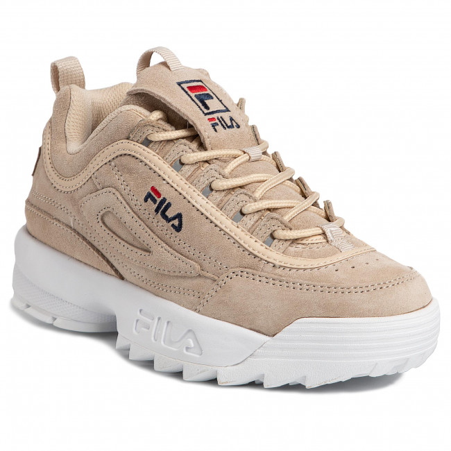 Sneakers FILA Disruptor S Low Wmn 1010605.90R Whitecap Gray